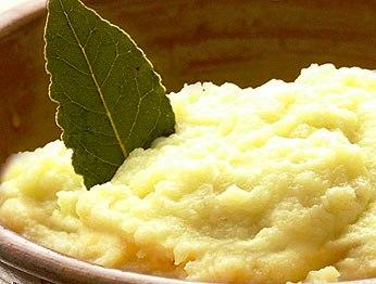 рецепт с фото пюре картофельное